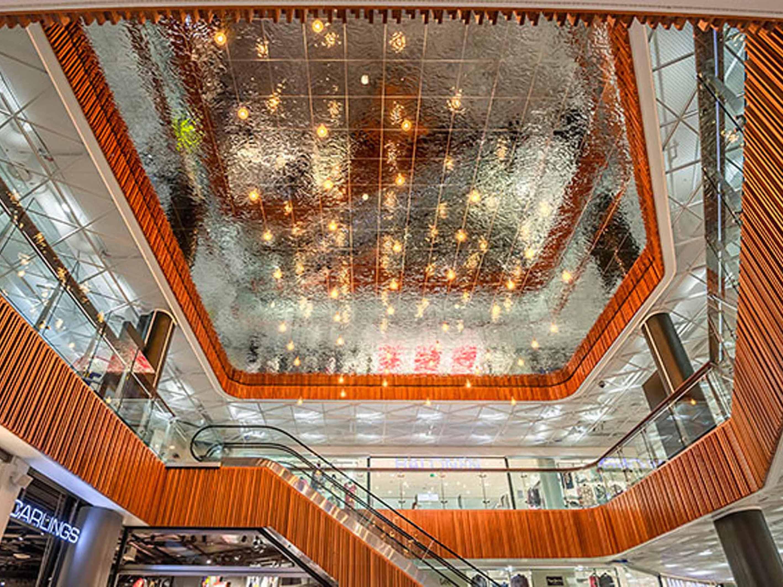 Shopping Mall Vaasa RIPPLES Super Mirror No. 8